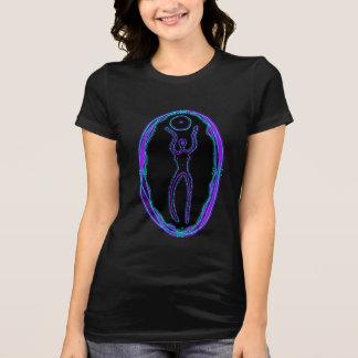 Déesse 746 de Yoni T-shirt