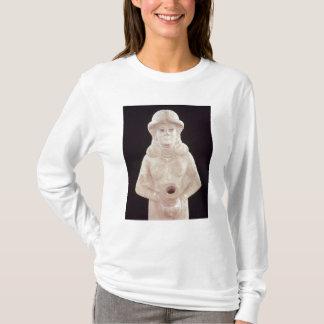 Déesse de fertilité, du Mari, Euphrate moyen T-shirt