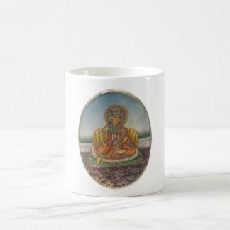 Déesse de Lakshmi de la fortune et de la Mug