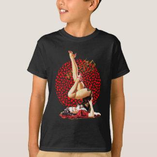Déesse de rockabilly II T-shirt