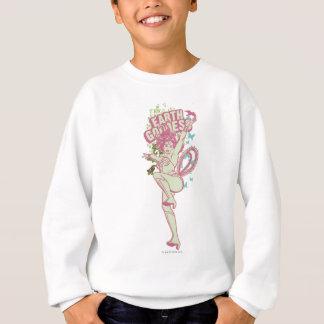 Déesse de terre de femme de merveille sweatshirt