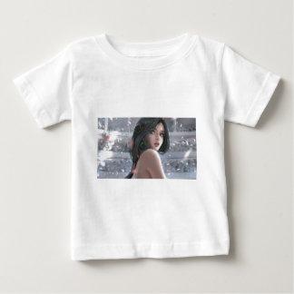 Déesse d'encre t-shirt pour bébé