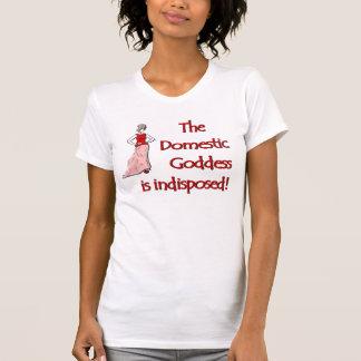 Déesse domestique t-shirts