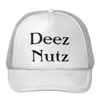 Deez Nutz Casquette De Camionneur