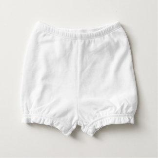 Défaites de couche-culotte bloomer pour bébé