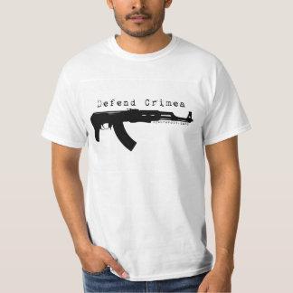 Défendez la Crimée T-shirt