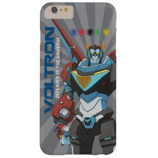 Défenseur de Voltron   de l'univers Coque Barely There iPhone 6 Plus