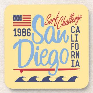 Défi 1986 de surf de San Diego Sous-bocks