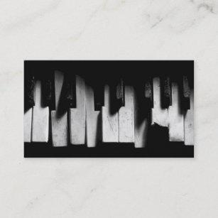 Defi Pour Rever Le Carte De Visite Piano