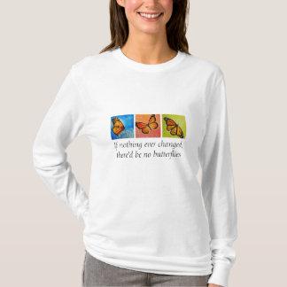 Défilé de T-shirt de changement de monarques