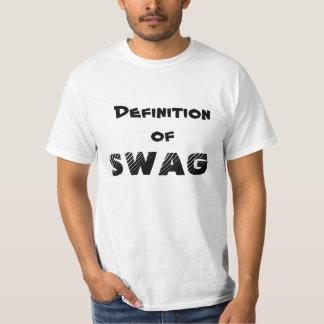Définition de SWAG-T T-shirt