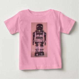 defmech t-shirt pour bébé