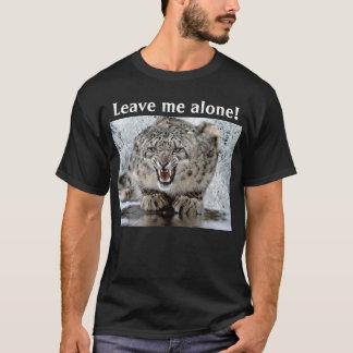 Dégagez/laissez-moi la seule chemise t-shirt