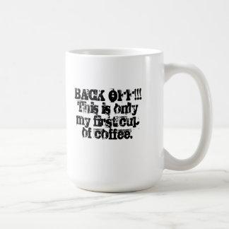Dégagez ! ! ! mug