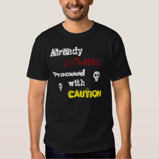 Déjà perturbé t-shirt