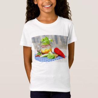 Déjeuner dans un verre T-Shirt