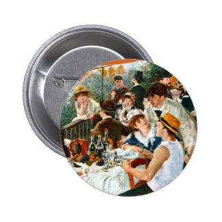 Déjeuner de la partie de canotage, Renoir Badge