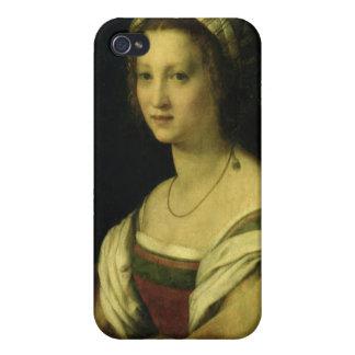 Del Fede, l'épouse de l'artiste, C. de Lucrezia di Coque iPhone 4/4S
