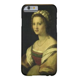 Del Fede, l'épouse de l'artiste, C. de Lucrezia di Coque iPhone 6 Barely There