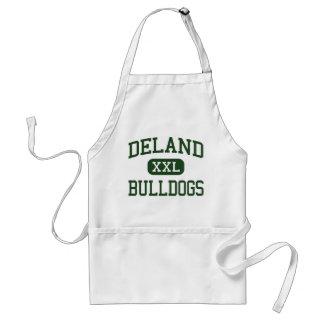 DeLand - bouledogues - lycée - DeLand la Floride Tablier
