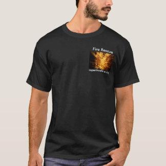 Délivrance du feu - T-shirt évangélique