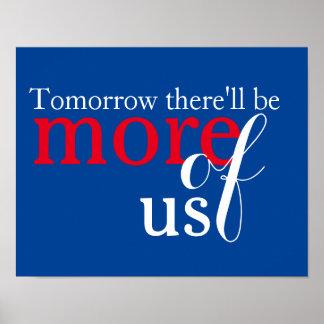 Demain il y aura plus de nous posters