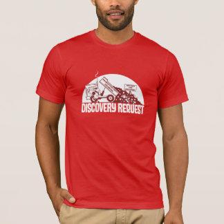 Demande de découverte t-shirt