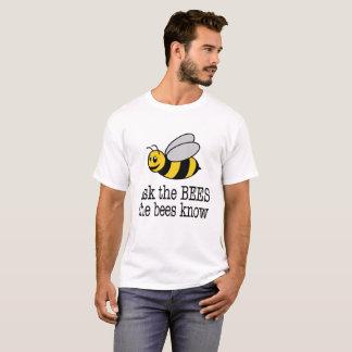 Demandez aux abeilles, T-shirt de nouveauté