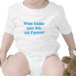 Demandez Pappou ! T-shirts