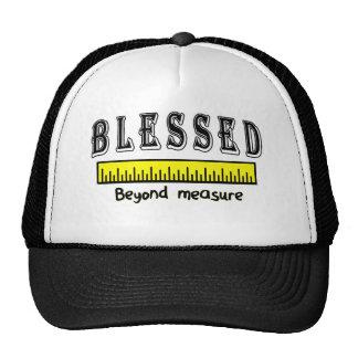 Démesurément reconnaissant positif chrétien béni casquette