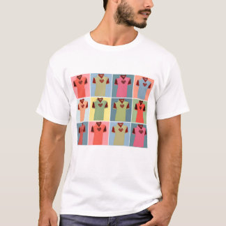 Demi de biscuit de demi d'homme - T-shirt de Dukla