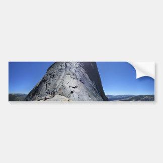 Demi de dôme de la base des câbles - Yosemite Autocollant Pour Voiture