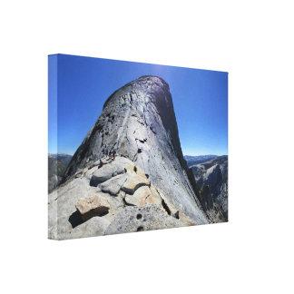 Demi de dôme de la base des câbles - Yosemite Toile