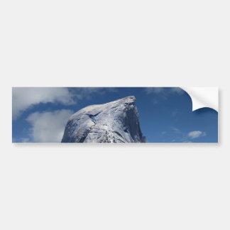 Demi de dôme du nord - Yosemite Autocollant Pour Voiture