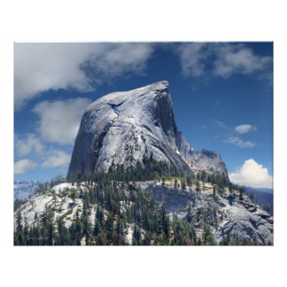 Demi de dôme du nord - Yosemite Impression Photo