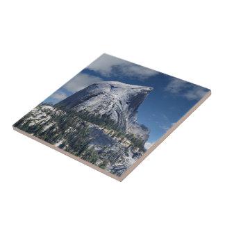 Demi de dôme du nord - Yosemite Petit Carreau Carré