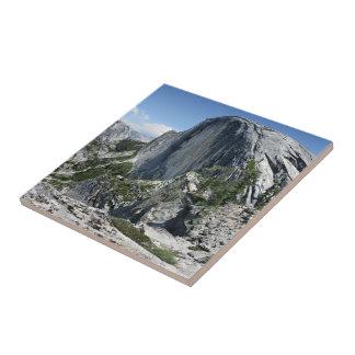 Demi de dôme et de vallée de Yosemite - Yosemite Petit Carreau Carré
