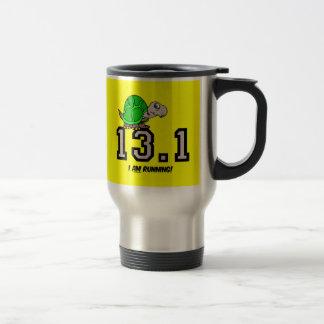 Demi de marathon mug à café
