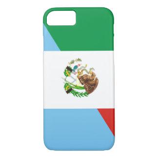 demi de symbole de pays de drapeau du Mexique Coque iPhone 7