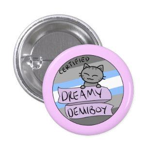 Demiboy rêveur badge