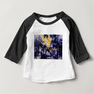 Démo de laiterie t-shirt pour bébé