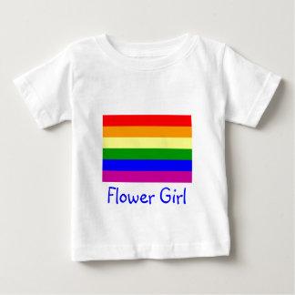 Demoiselle de honneur/mariage gai t-shirts