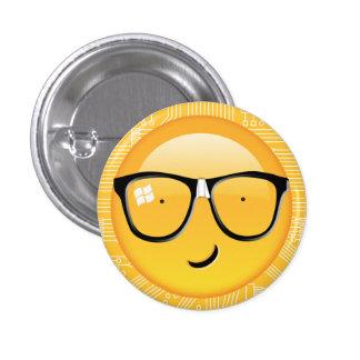 D'Emoji technicien ID229 totalement Pin's