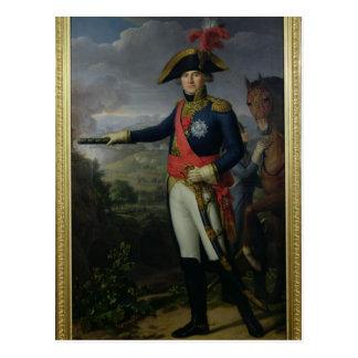 d'Empire de Jean Mathieu Philibert Serurier Comte Carte Postale