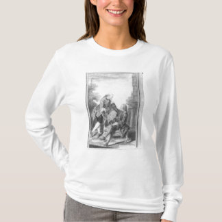 Denis Diderot et Melchior, baron de Grimm T-shirt