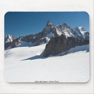 Dent du Geant - Mont Blanc Tapis De Souris