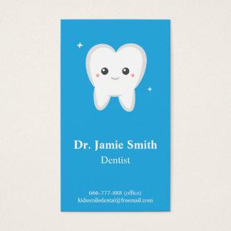 Dent, enfants cartes dentaires, d'affaires et de