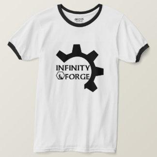 Dent noire et blanche T T-shirt