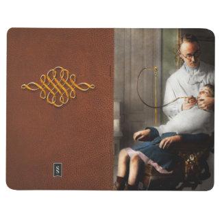 Dentiste - bonne hygiène buccale 1918 carnet de poche