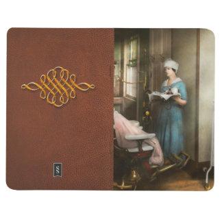 Dentiste - le patient est une vertu 1920 carnet de poche